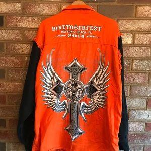 Other - Biketoberfest Daytona jacket shirt 14
